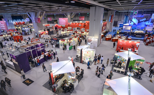 Technology Expo Standsaur : Business of design week hktdc inno tech expo