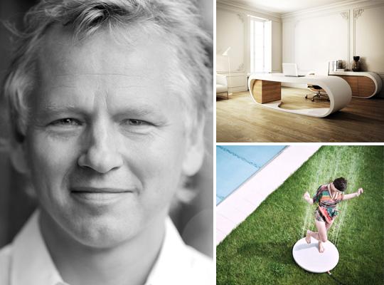 Born in Australia, Danny Venlet studied interior design at the Institute  for Architecture and Arts in Belgium. Returning to Australia, he attracted  ...
